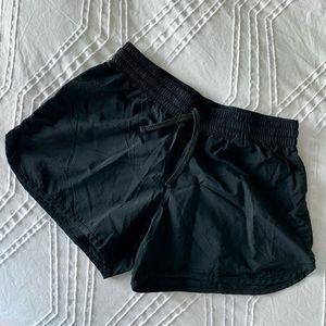 Columbia Black Athletic Shorts